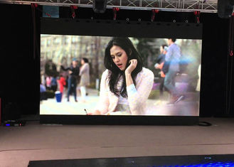 Full Color P6 Cinema Led Video Display Indoor Usage , Good Effect Animation Show